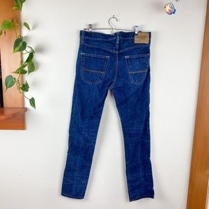 abercrombie and fitch Button Fly Original Jeans 30